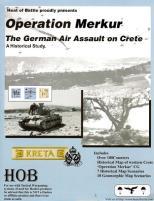 Kreta - Operation Merkur