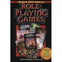 Official Price Guide to Role-Playing Games