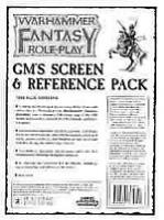 GM's Screen & Reference Pack