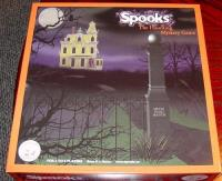 Spooks - The Haunting Mystery Game