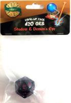 1d20 Orb - Shadow & Demon's Eye