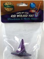 1d20 Wizard Hat - Wizardstone & Mystic Runes