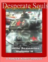 Battle Scenarios #2 - Desperate Souls