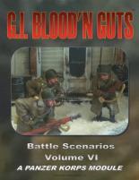 Battle Scenarios #6 - G.I. Blood'N Guts