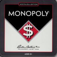 Monopoly (Nostalgia Games Series, 2012 Edition)