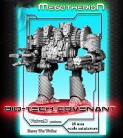 Megatherion Heavy Walker - Voivo D Pattern