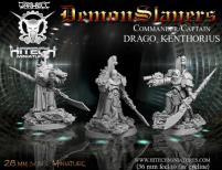 Commander Drago Kenthorius