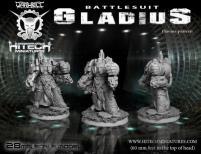 Battlesuit Gladius