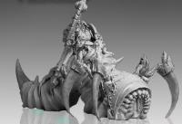Lord Incantator Krabathor on Hellworm