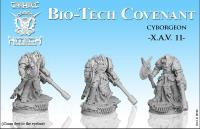 Cyborgeon X.A.V. 11