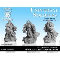 Grand Master Galahad