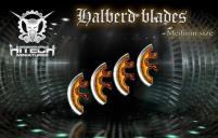 Halberd Blades - Medium