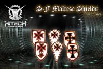 Sci-Fi Maltese Shields