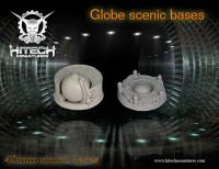 40mm Round Bases - Globe Scenic (2)