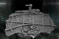 60mm Round Base - Railroad