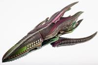 Akuma/Banshee Battlecruiser - The Scourge