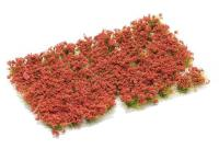6mm Tuft - Ruby Red Flowers