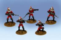 Galacteer Command Squad