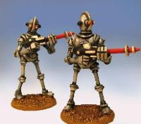 Robot Legionnaire Unit