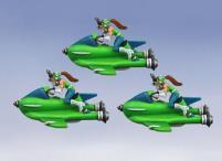 Valkeeri Rocket Sled Squadron