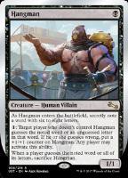 Hangman (R)
