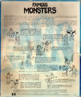 Adventure Gaming Kit - Famous Monsters