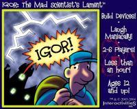 IGOR - Mad Scientist's Lament