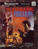Weapon Law - Firearms