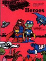 Fuzzy Sooper Heroes