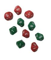 AQMF Dice Pack (10) (2nd Printing)