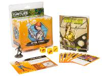 Teenage Mutant Ninja Turtles - Shadows of the Past, April O'Neil Hero Pack Expansion