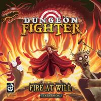 Dungeon Fighter - Fire at Will Expansion
