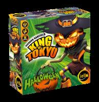 King of Tokyo - Halloween (2017 Edition)