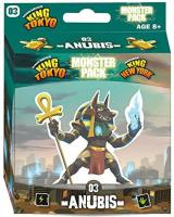 King of New York - Monster Pack #3 - Anubis