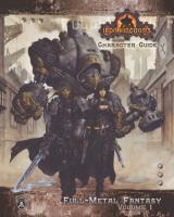 Full-Metal Fantasy #1 - Iron Kingdoms Character Guide