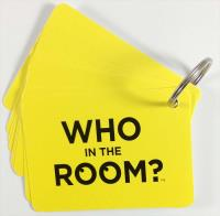 Who in The Room? - Demo Cards