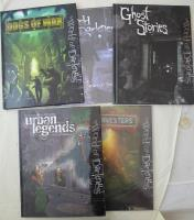 World of Darkness Supplement Collection - 4 Books!
