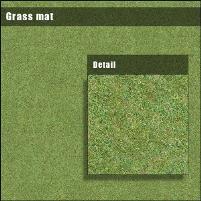 """Grass (24"""" x 24"""")"""