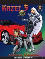 Kazei 5 - Animepunk Roleplaying
