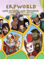 Erfworld Vol. 2, #3 - Love is a Battlefield, Lots of Sects, and Violence