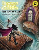 Dungeon Crawl Classics - Quick Start Rules
