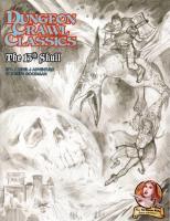 13th Skull, The (Sketchcover Edition) (2016 North Texas RPG Con Edition)