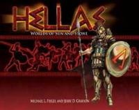 Hellas - Worlds of Sun and Stone (2nd Edition)