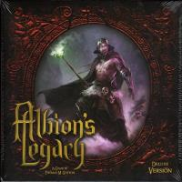 Albion's Legacy (Kickstarter Version, 2nd Printing, Deluxe Edition)