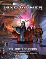Fate Core RPG - Mindjammer , Children of Orion