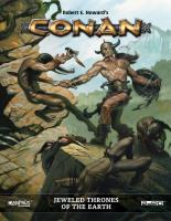 Conan - Jeweled Thrones of the Earth