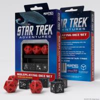 Command Division Dice Set - Red (7)