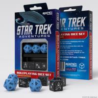 Sciences Division Dice Set - Blue (7)