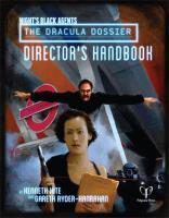 Night's Black Agents - Dracula Dossier, Director's Handbook