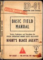 Night's Black Agents - Dracula Dossier, The Edom Field Manual